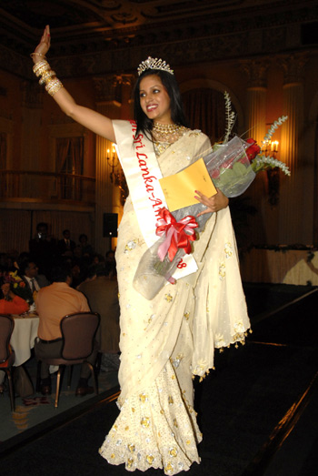 Miss Teen Sri Lankan American